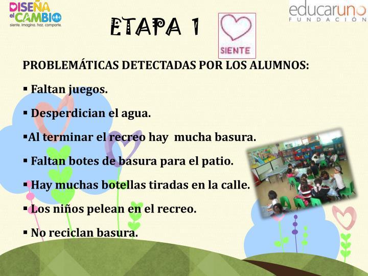 ETAPA  1