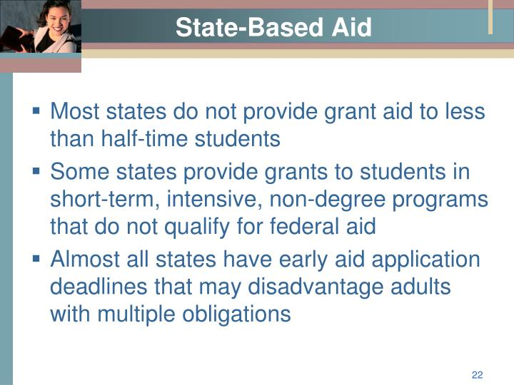 State-Based Aid