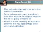 state based aid1