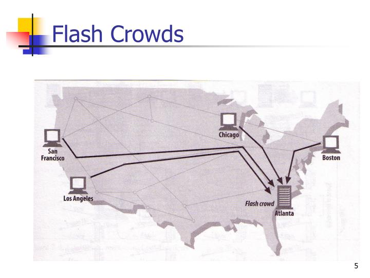 Flash Crowds