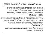 third sector