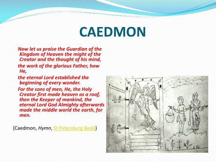 CAEDMON