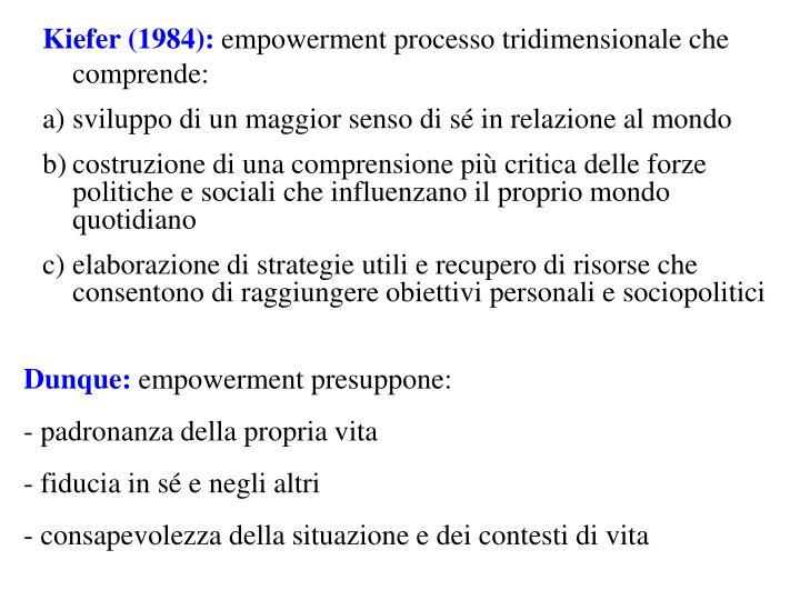 Kiefer (1984):