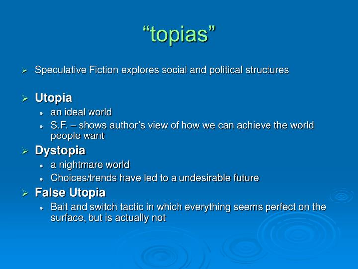 """""""topias"""""""