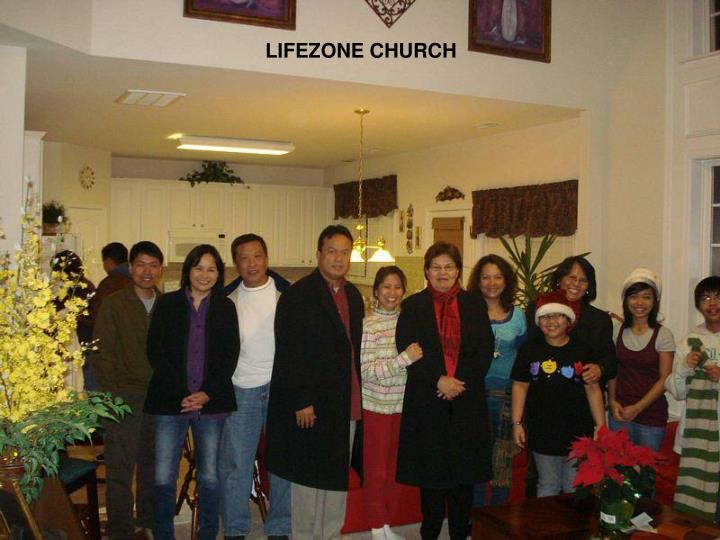 LIFEZONE CHURCH