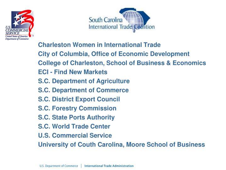 Charleston Women in International Trade