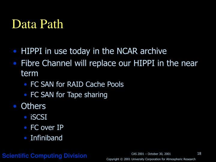 Data Path