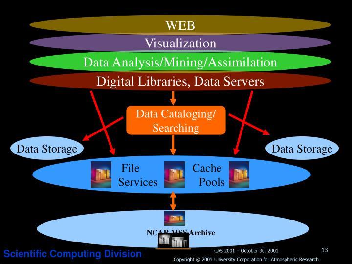 Future Data Services