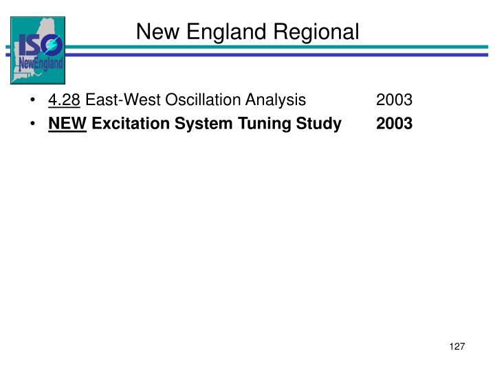 New England Regional