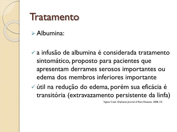 Tratamento