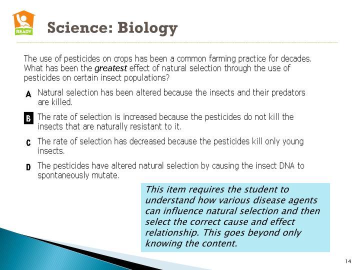 Science: Biology