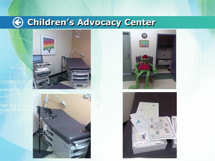 Childrens Advocacy Center