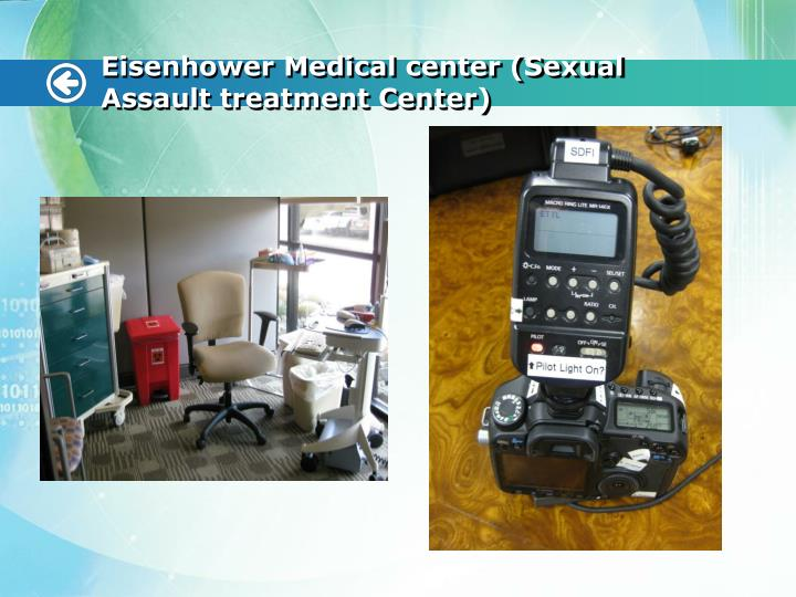 Eisenhower Medical center (Sexual Assault treatment Center)