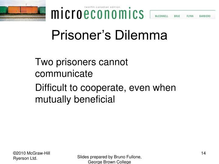 Prisoner's Dilemma