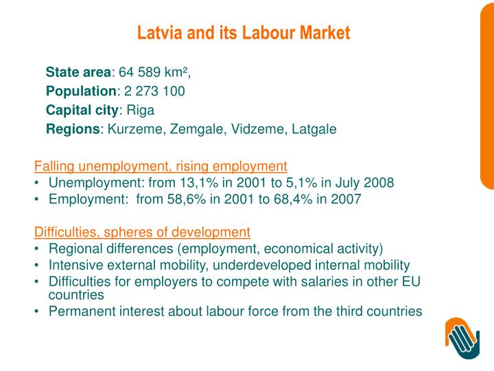Latvia and its Labour Market