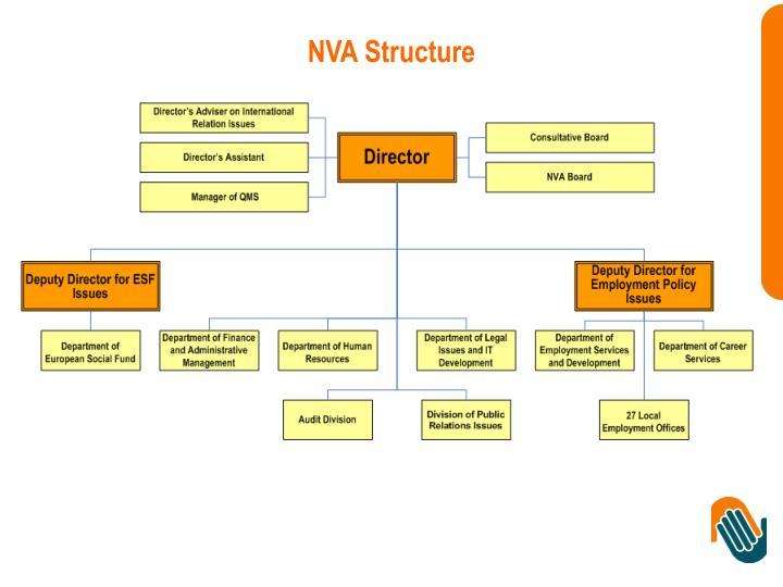 NVA Structure