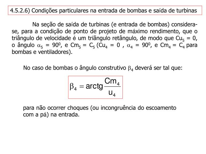 4.5.2.6) Condi