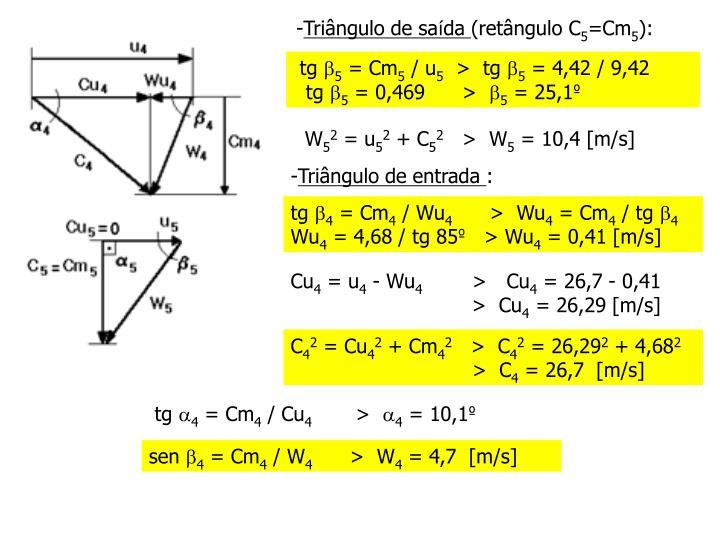 Triângulo de sa