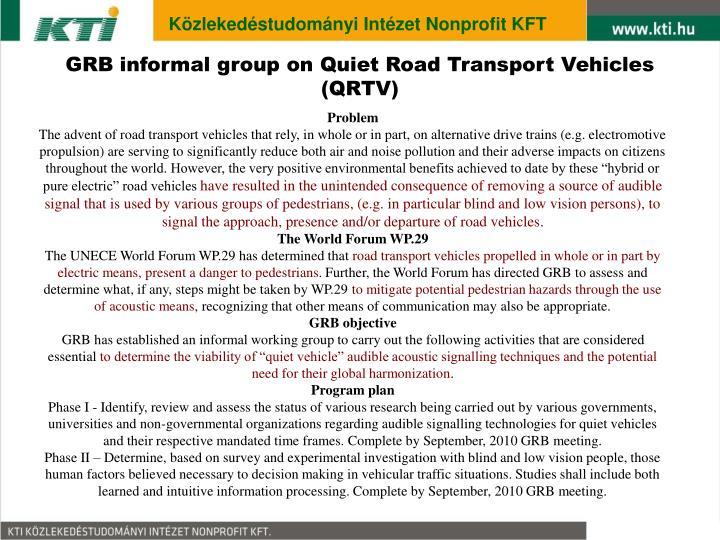 Közlekedéstudományi Intézet Nonprofit KFT
