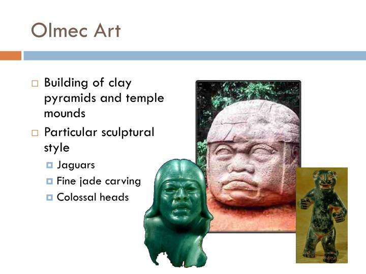 Olmec Art