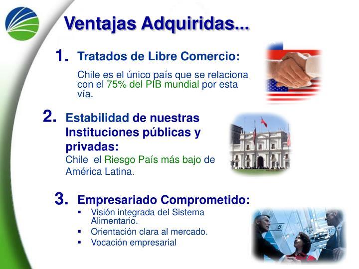 Tratados de Libre Comercio: