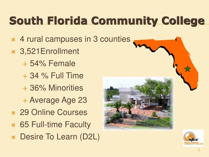 South florida community college