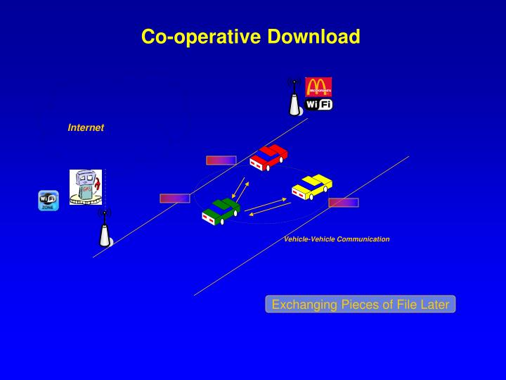 Co-operative Download