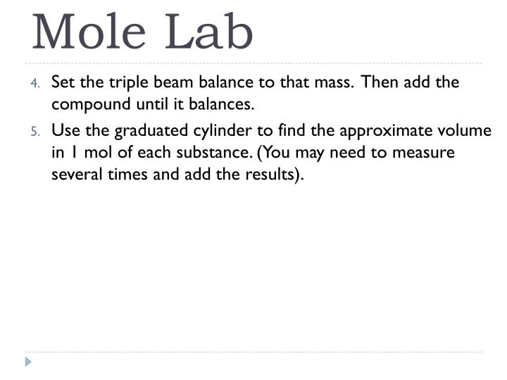 Mole Lab