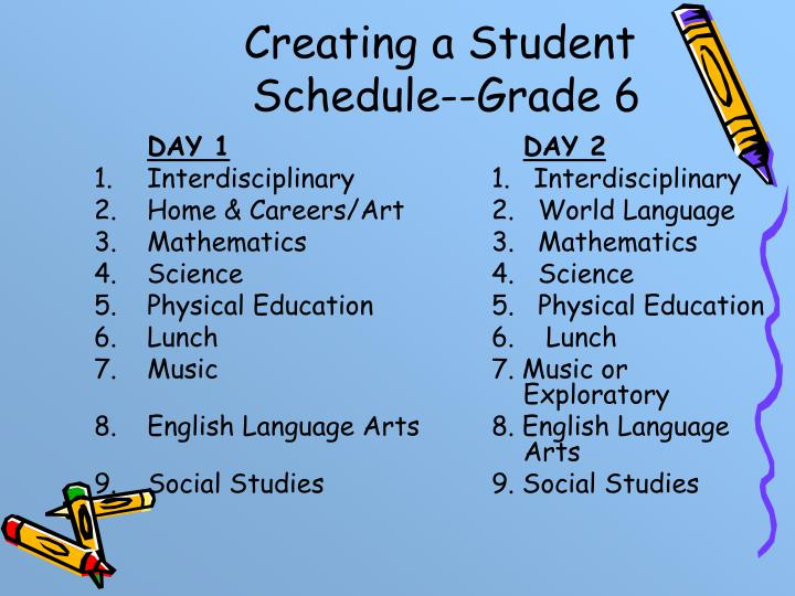 Creating a Student
