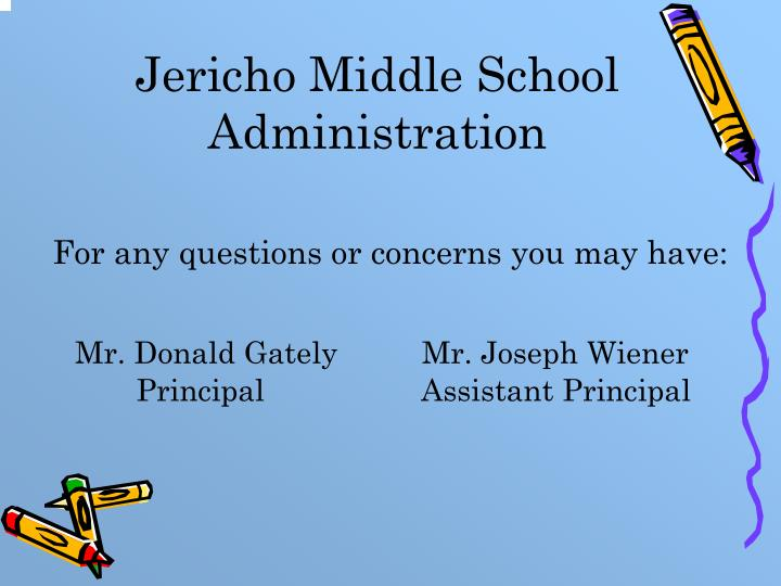 Jericho Middle School