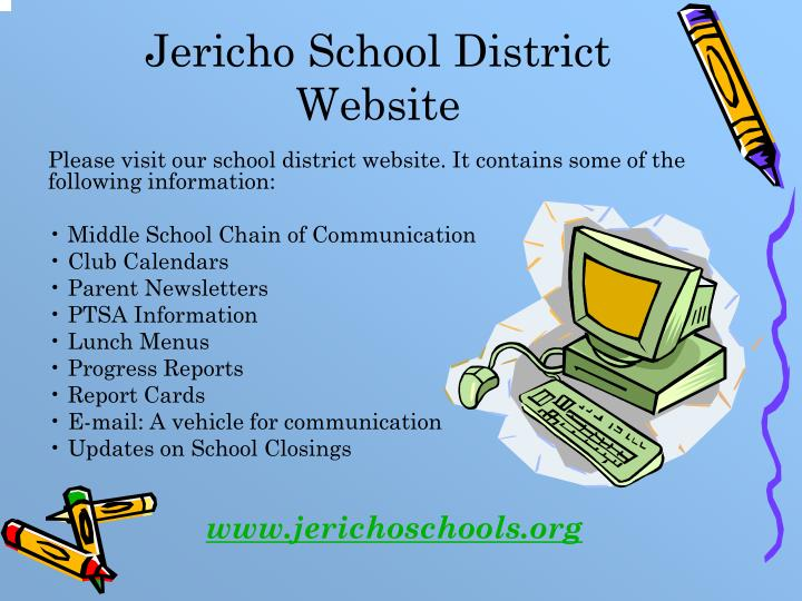 Jericho School District