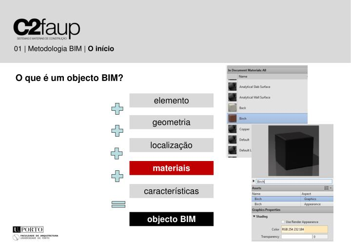01   Metodologia BIM  