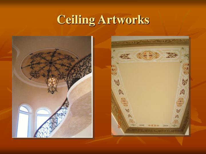 Ceiling Artworks