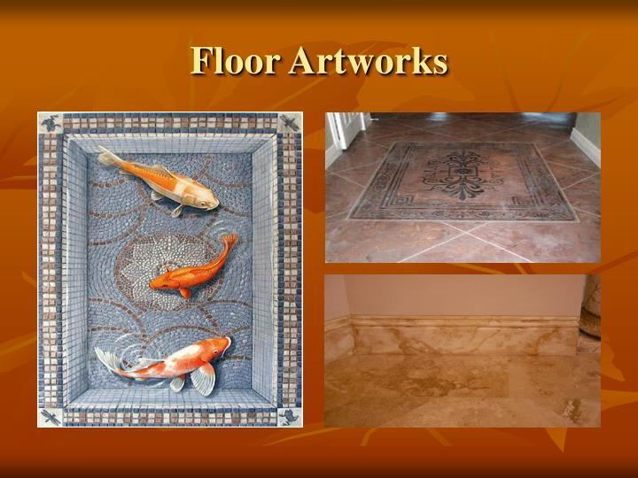Floor Artworks