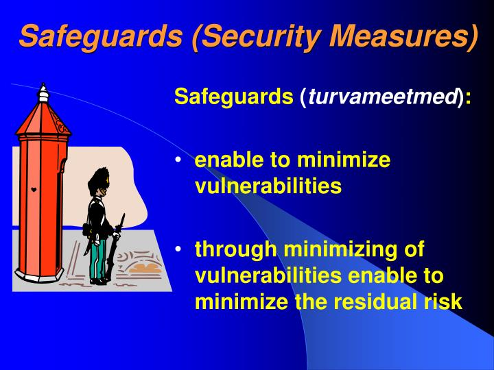 Safeguards (Security Measures)