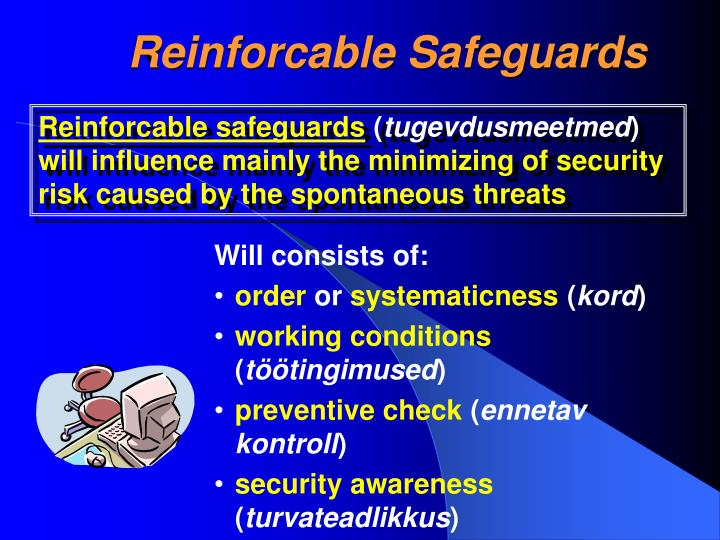 Reinforcable Safeguards