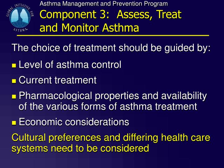 Asthma Management and Prevention Program