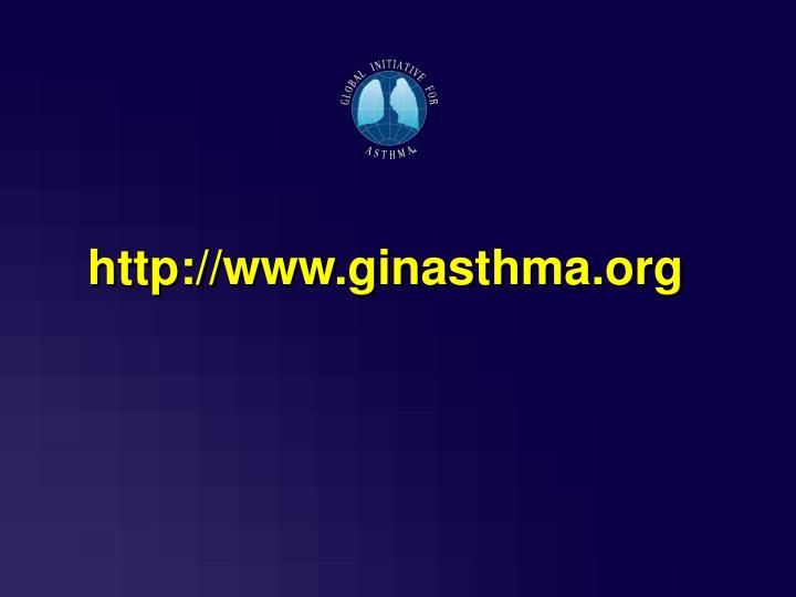 http://www.ginasthma.org
