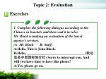 topic 2 evaluation6