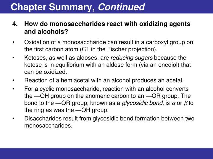 Chapter Summary,