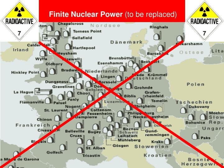 Finite Nuclear Power