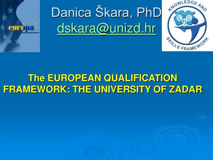 Danica Škara, PhD