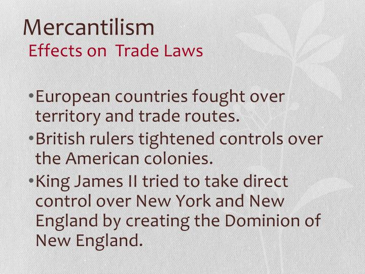 theory of mercantilism It was not, therefore, mental or theoretical inadequacy that caused mercantilist  writers to look to buying and selling rather than production as the.