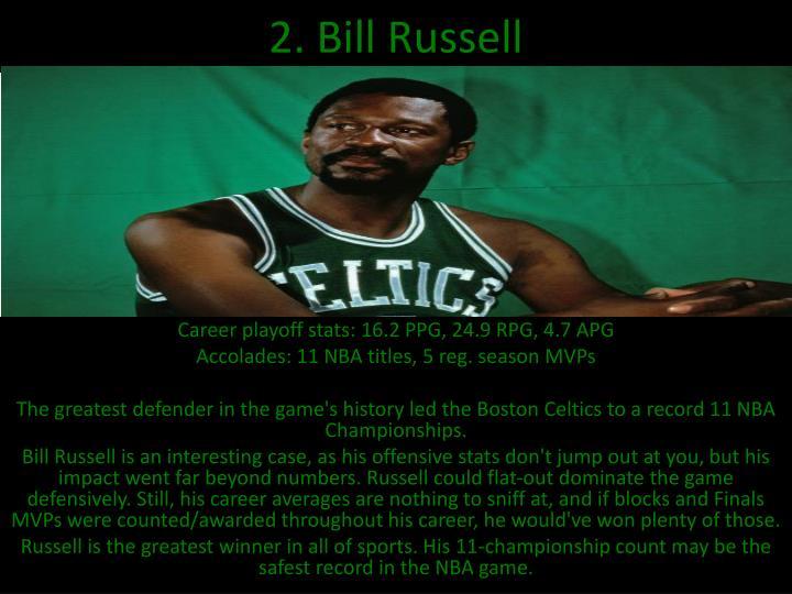 2. Bill