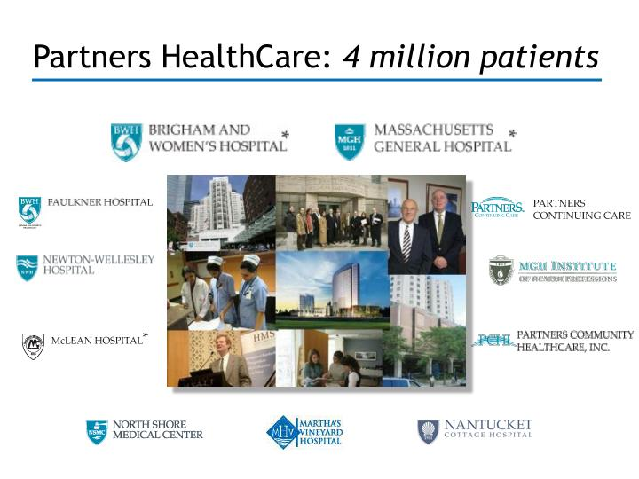 Partners HealthCare:
