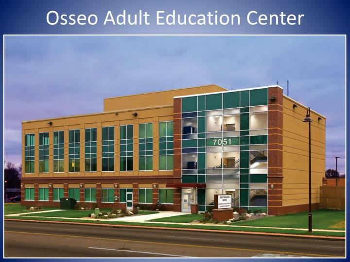 Osseo adult education center1