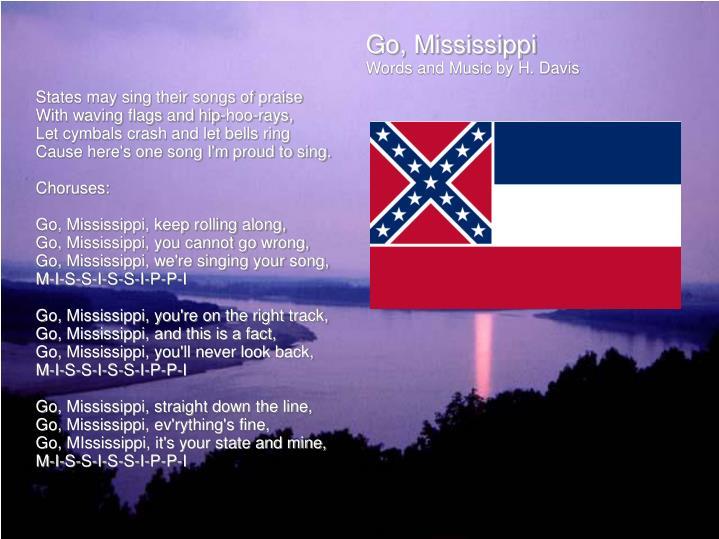 Go, Mississippi