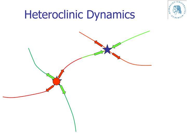 Heteroclinic Dynamics