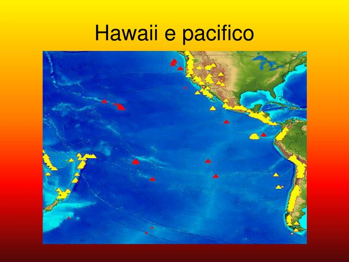 Hawaii e pacifico