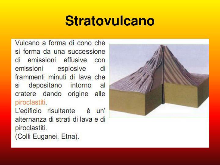 Stratovulcano